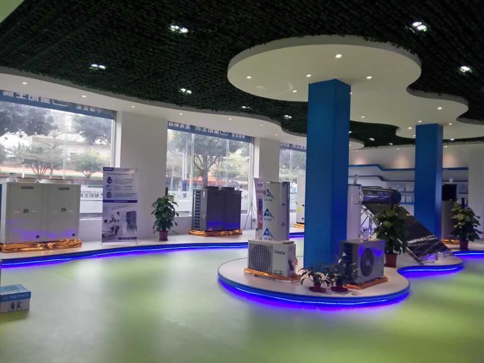 聚阳公司展厅