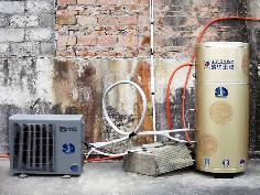 3D系列 - 家用空气能热水器(富贵堂)