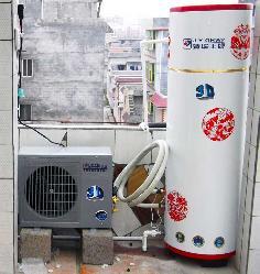 家用空气能热水器 - 湖南吉首热水工程