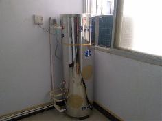 家用空气能热水器 - 湖南浏阳热水工程