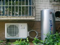 家用空气能热水器 - 湖南空气能热水工程