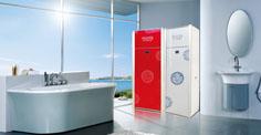 3D系列 - 空气能热水器方形机