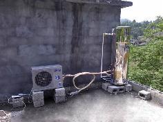 3D系列 - 家用空气能热水器(不锈钢)