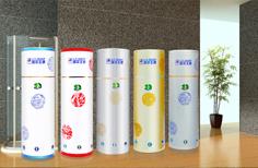 聚阳新能源空气能热水器咸宁体验店