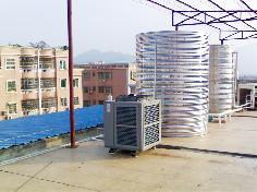广东宾馆热水工程