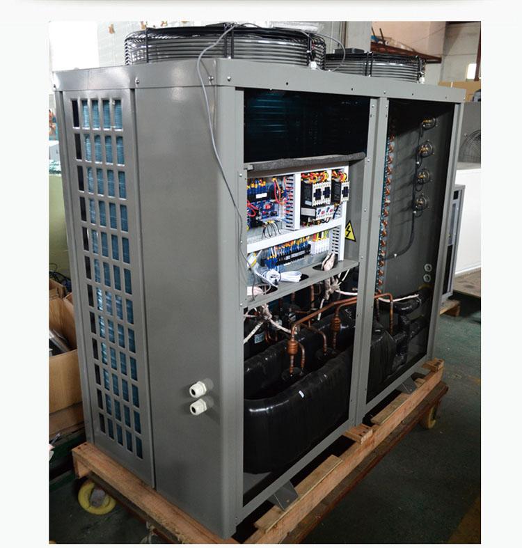 商用空气能热水工程