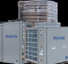 5吨空气能热水工程方案,5吨宾馆酒店空气能热水工程
