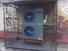 北京煤改电聚阳空气能采暖案例