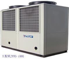 宾馆酒店热水供应系统    如何选择商用热泵空气源热水系统