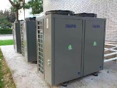 格林豪泰乐分店佛山市顺德区乐从镇葛岸村40吨聚阳王牌空气能热水工程