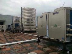 学校热水工程学校热水供应系统聚阳王牌学校空气能热水解决方案
