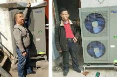 北京煤改电空气能用户采暖案例