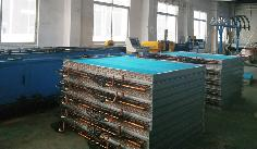 蒸发器 工艺管 连接管生产加工代工批发,空调热泵蒸发器加工